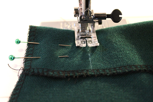 Learn how to sew a kick pleat, vent or split with this tutorial from Sew Over It