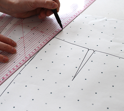 Ultimate Trousers Pattern Hack: Raising the Waistline and Adding a Waistband // Sew Over It