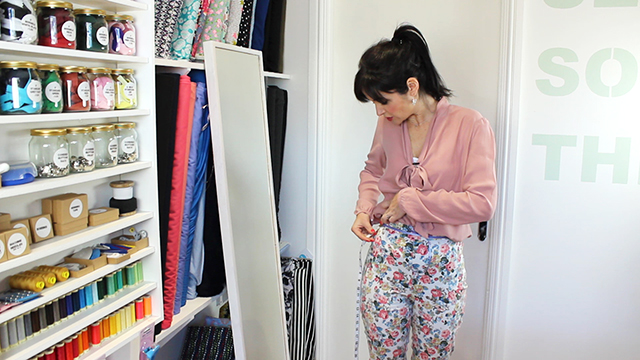 Sew Over It Ultimate Guide to Sewing & Fitting Trousers