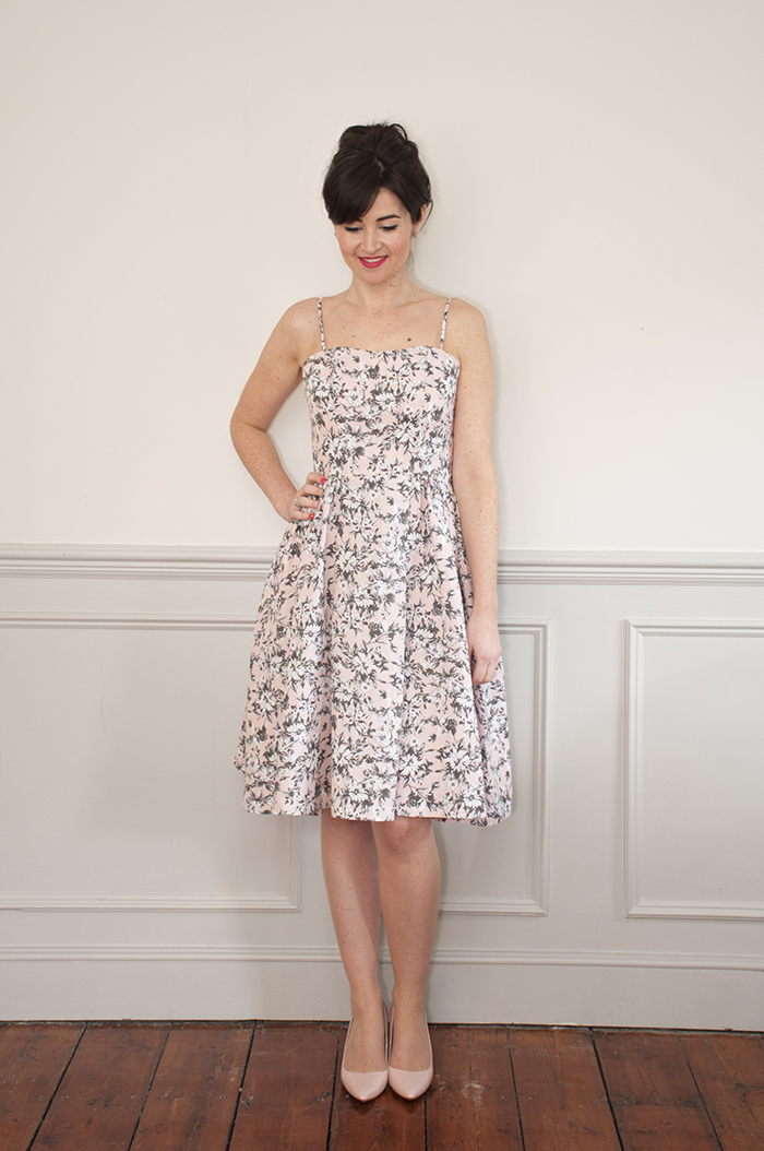 Sew Over It Rosie Dress Sewing Pattern