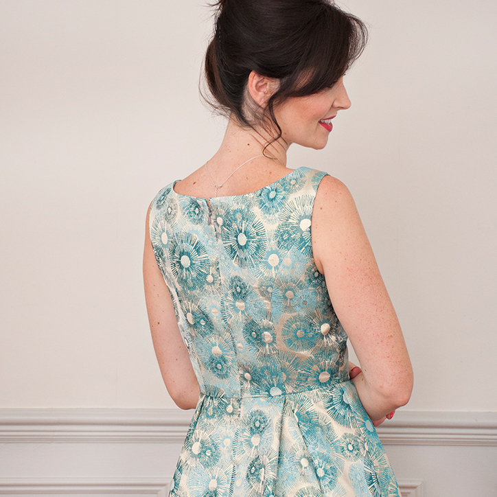 Elsie Dress Sewing Class | Sew Over It London
