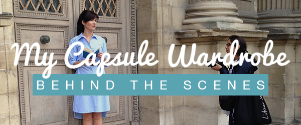 My Capsule Wardrobe: City Break