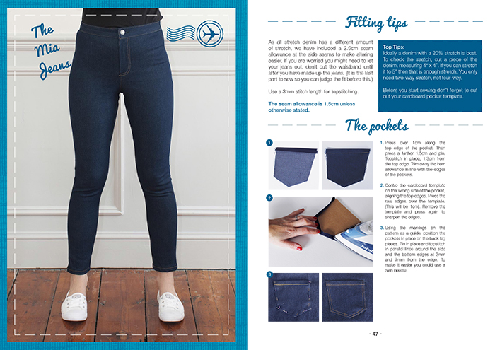 My Capsule Wardrobe: City Break eBook by Lisa Comfort | Sew Over It
