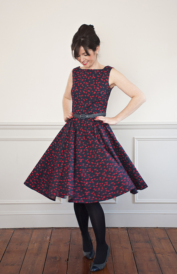 Betty Dress Sewing Pattern | Sew Over It Online Fabric Shop