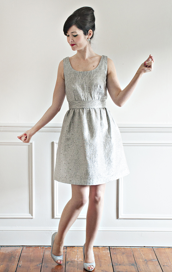 Grace Dress Sewing Pattern | Sew Over It Online Fabric Shop