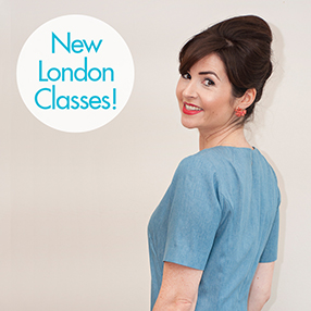 Sewing Classes in London at Sew Over It :: we have a wide range of beginner sewing and dressmaking classes to suit everyone! :: www.sewoverit.co.uk