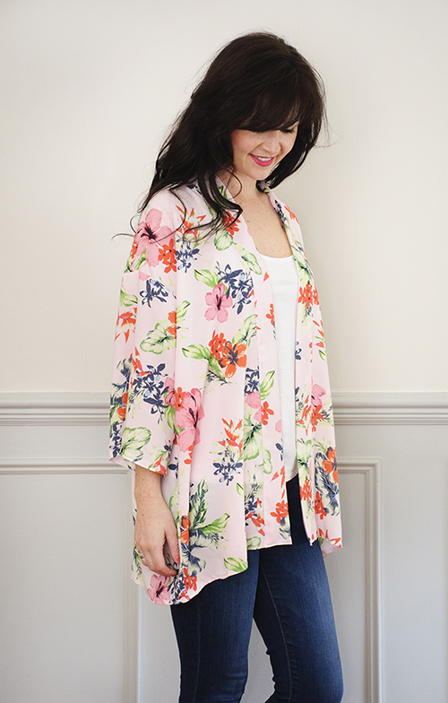 Sew Over It | New Pattern Alert! Sew Yourself a Kimono for Spring ...
