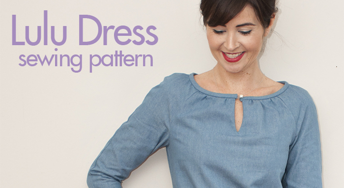 Sew Over It Lulu Dress PDF Pattern
