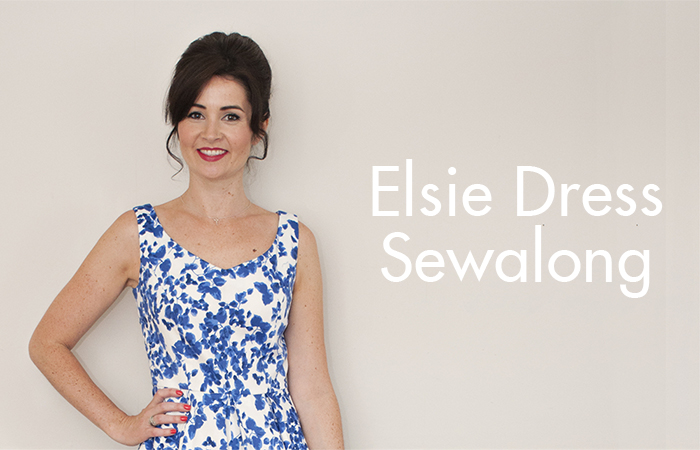 Elsie Dress Sewalong - Sew Over It