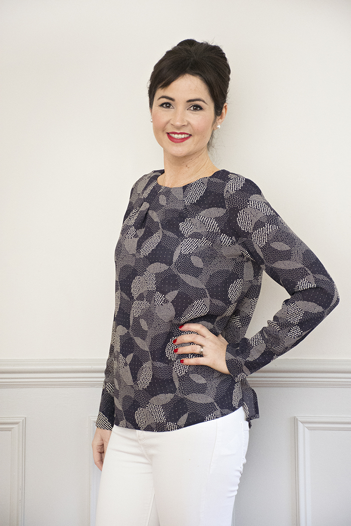 Sew Over It Clara Blouse sewing pattern
