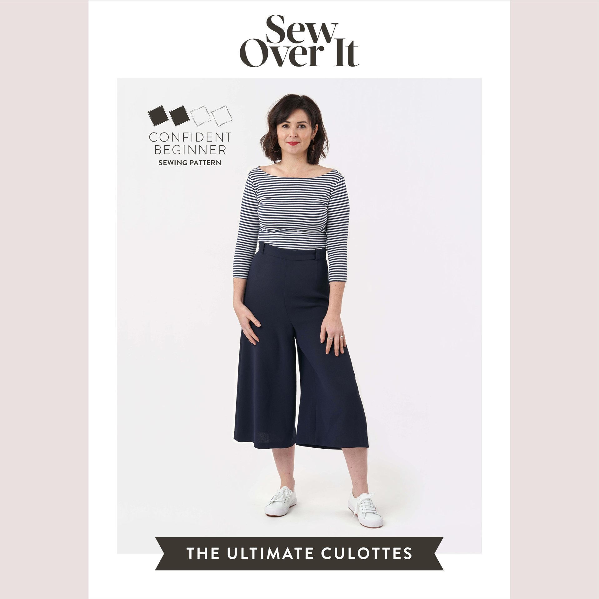 Sew Over It Ultimate Culottes Pdf Sewing Pattern Sew