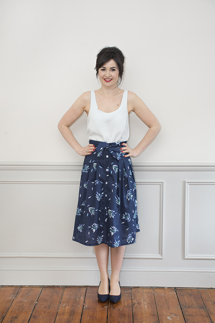 Sew Over It Emmeline Skirt sewing pattern :: Sew Over It Online Shop