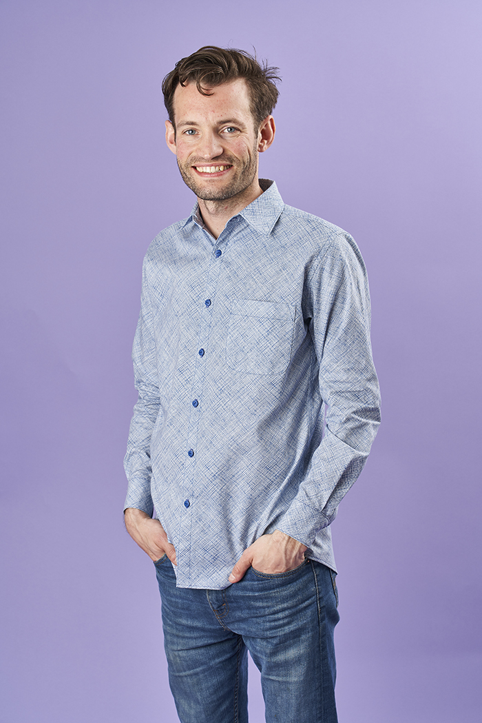 Intro to Sewing Shirts :: online class from Sew Over It :: Hackney Shirt