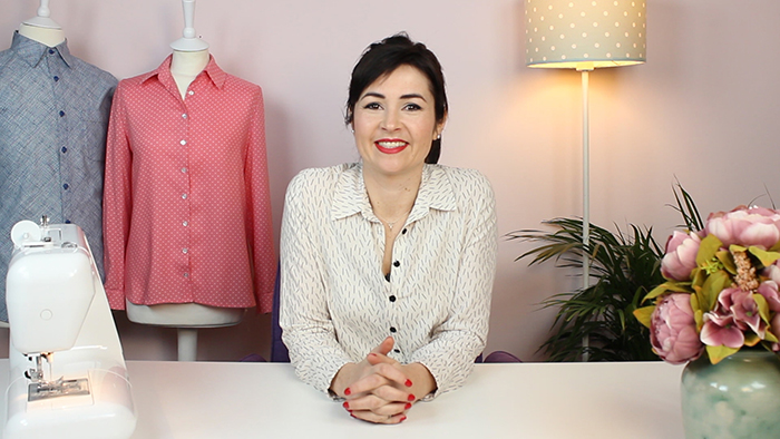 Intro to Sewing Shirts :: online class from Sew Over It