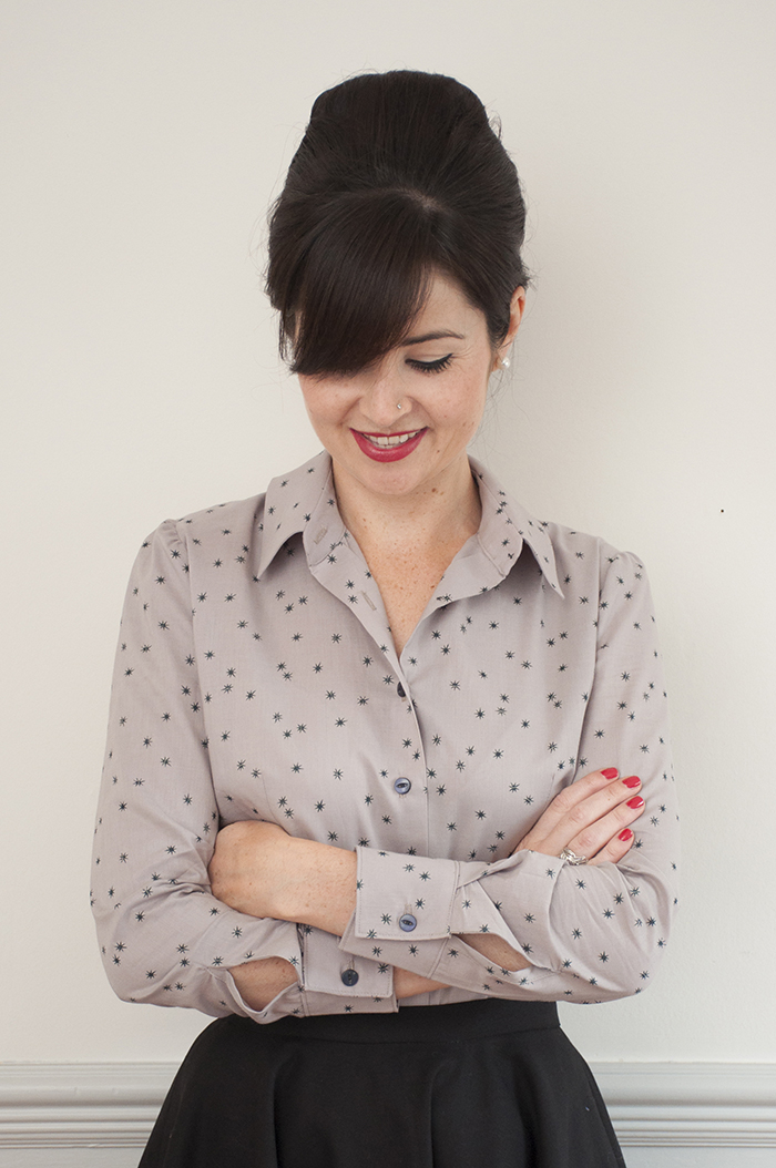 Intro to Sewing Shirts :: online class from Sew Over It :: Ultimate Shirt