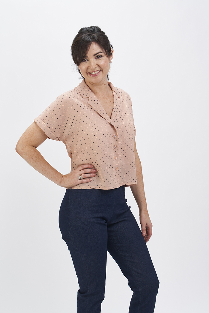 Sew Over It Libby Shirt Sewing Pattern Sew Over It Online Fabric