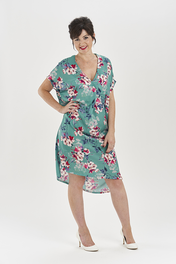 Sew Over It Cora Top & Dress Sewing Pattern