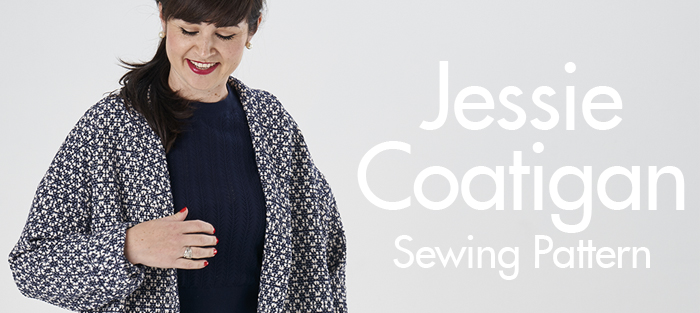 Jessie Coatigan :: Sew Over It sewing pattern