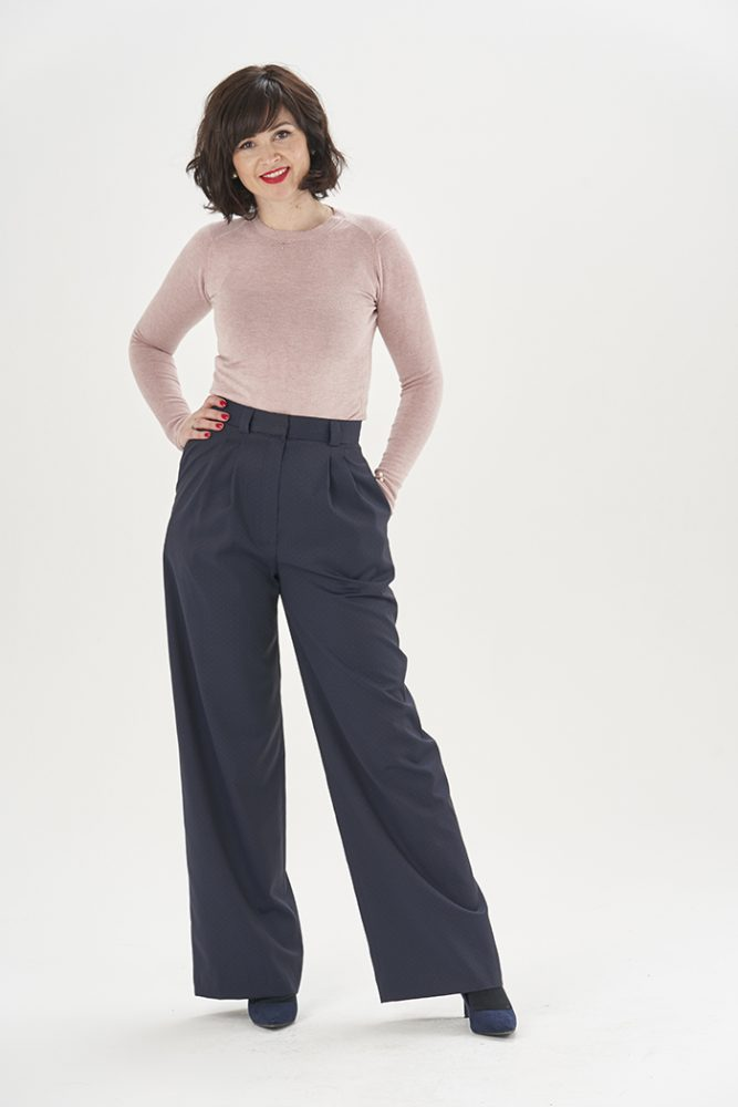 Nina Trousers sewing pattern :: Sew Over It