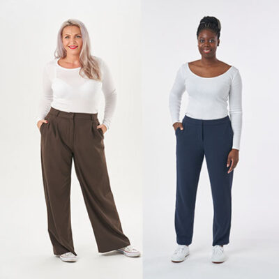 Advanced Guide to Sewing & Fitting Trousers
