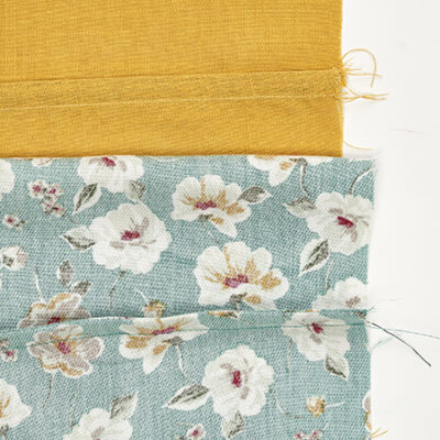 How to sew French seams quickly