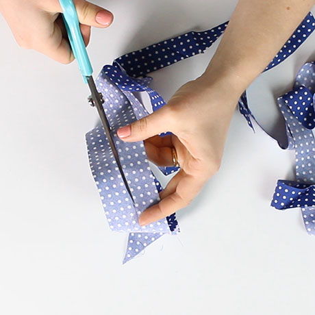 How to make continuous bias binding
