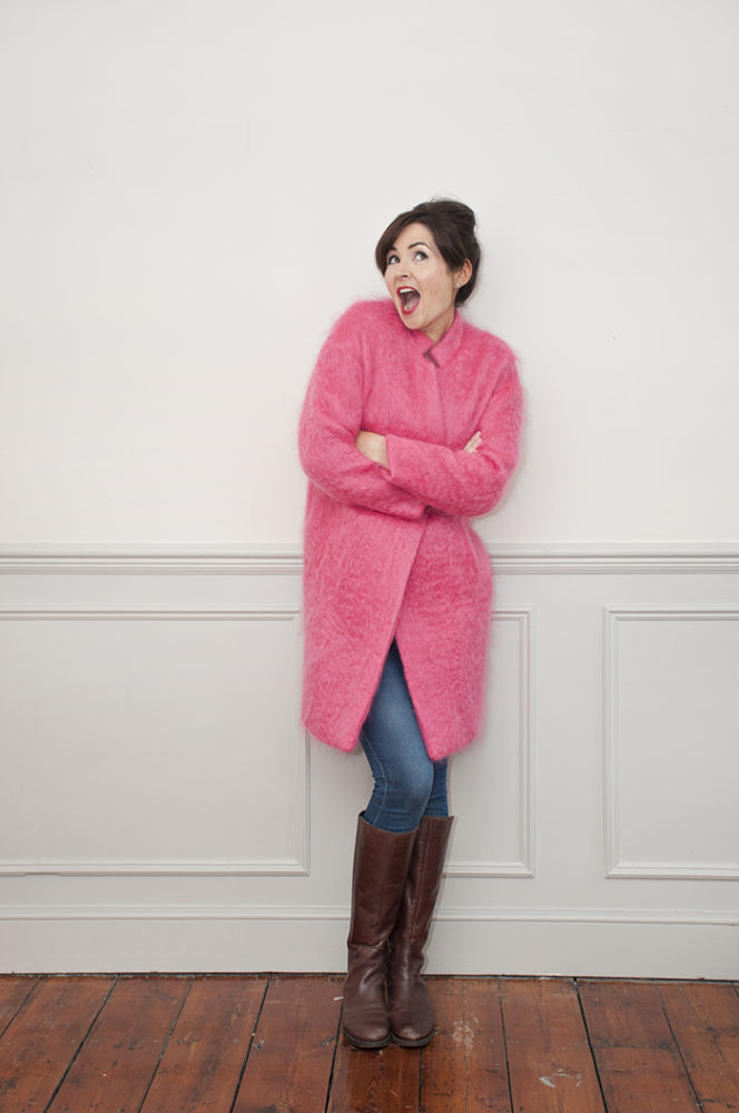 Sew Over It Cocoon Coat Sewing Pattern