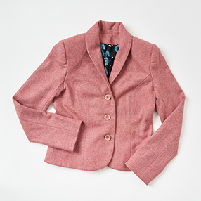 Sew Over It Francine Jacket Sewing Pattern - Sew a Tailored, 1940s-inspired Jacket!