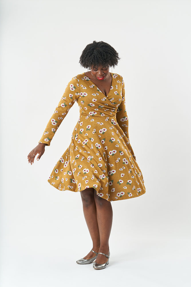 Sew Over It Georgie Dress Sewing Pattern
