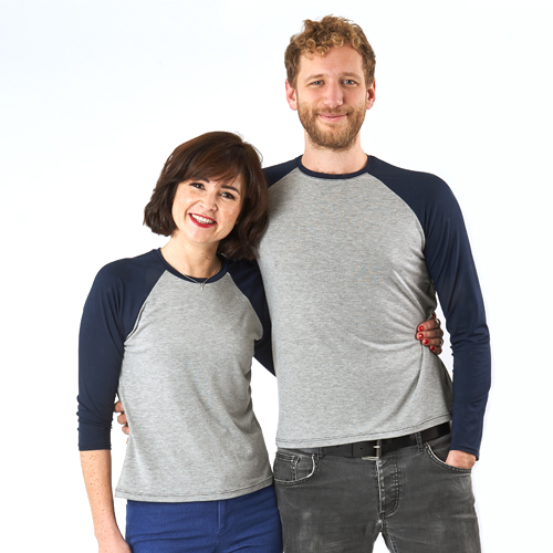 Make a Raglan T-Shirt: Hebden T-Shirt
