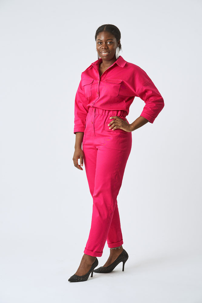 Sew Over It Farrah Jumpsuit Sewing Pattern