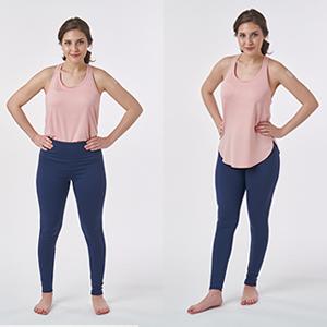 Make Activewear: Kingsly Top and Huby Leggings