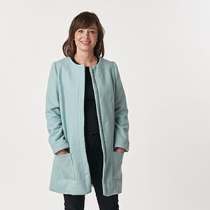 Intro to Sewing Coats: Chloe Coat