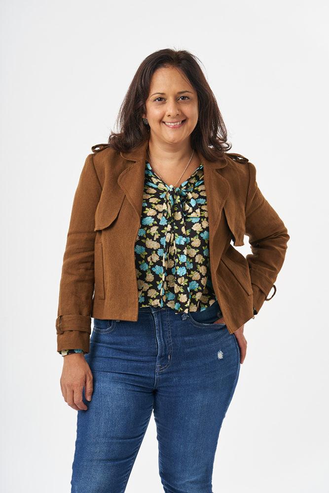 Suraya Jacket sewing pattern - Sew Over It