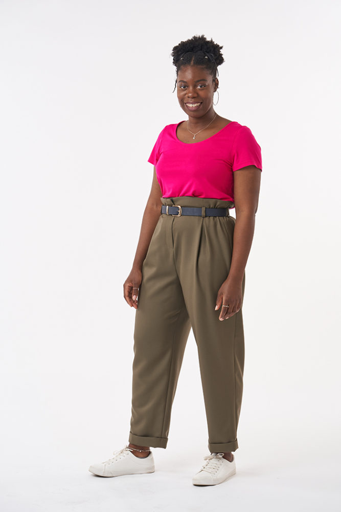 Sew Over It Peggy Trousers sewing pattern