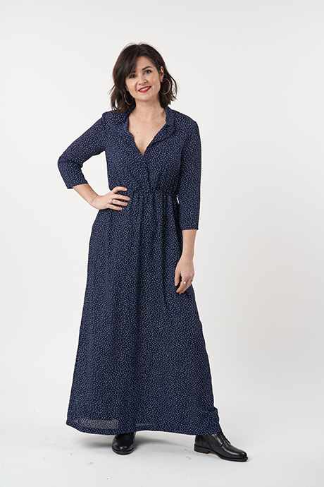 Sew Sew Over It - Florence Dress