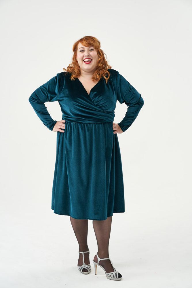 Velvet Georgie Dress