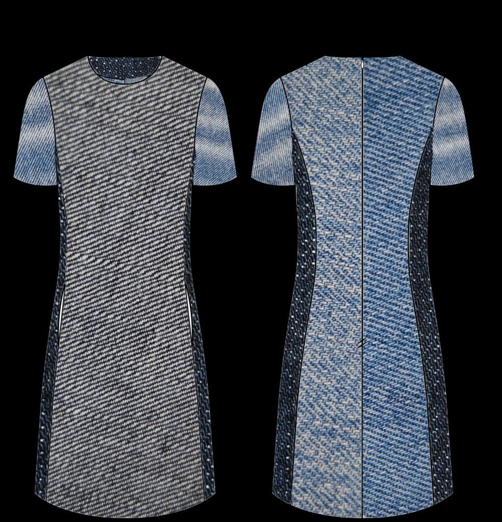 Sew Over It - Zoe Dress