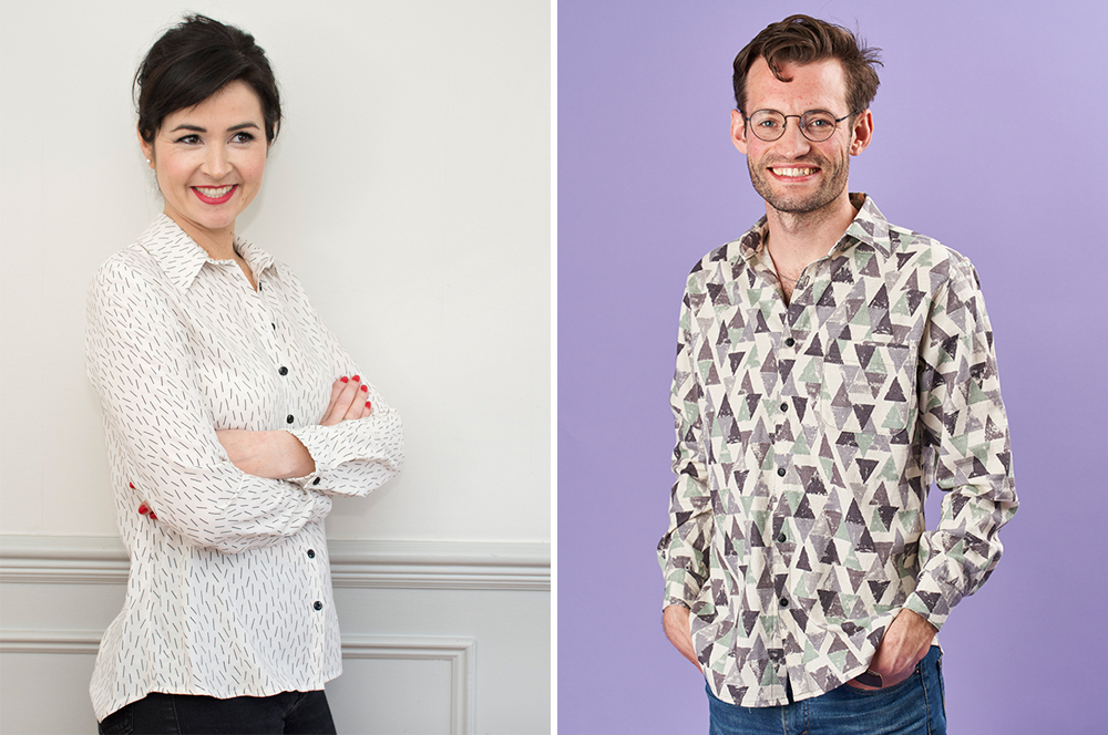 Sew Over It - Shirts