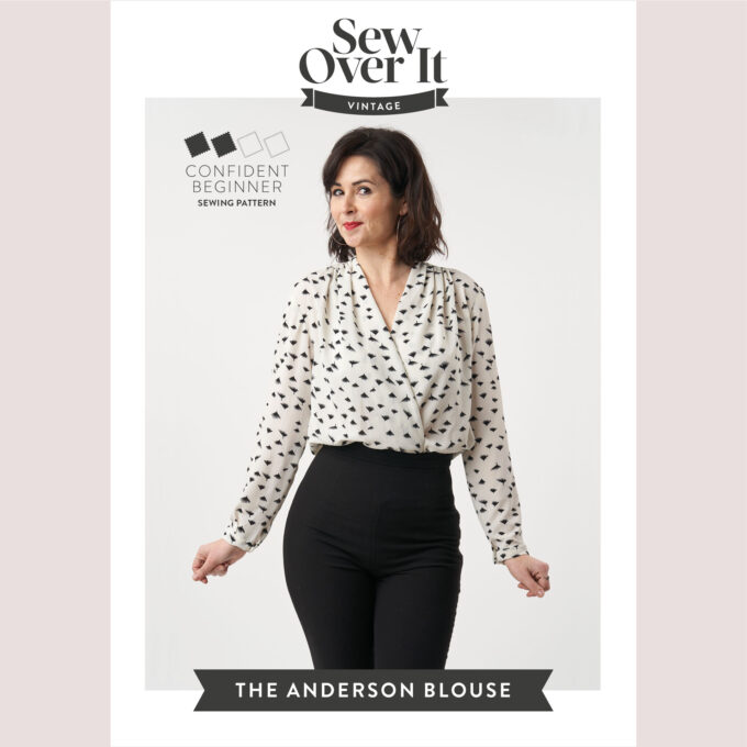 Sew Over It - Anderson Blouse