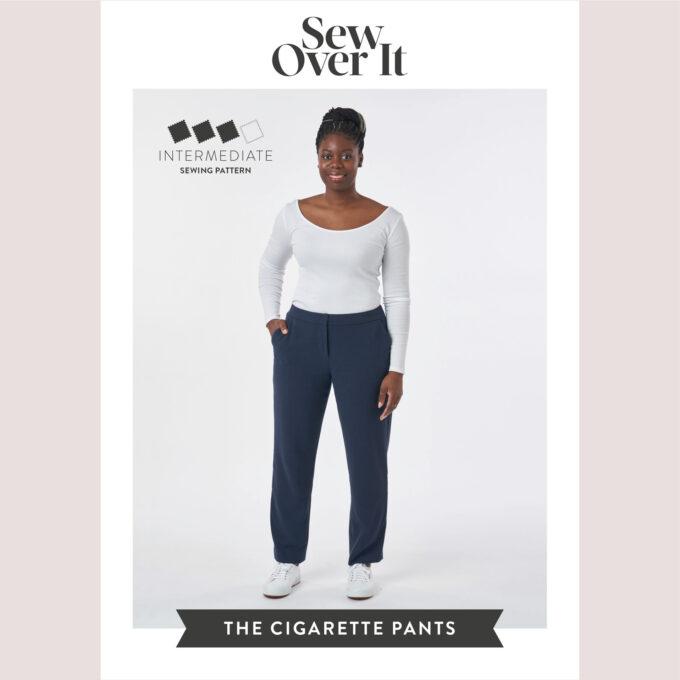 Sew Over It - Cigarette Pants