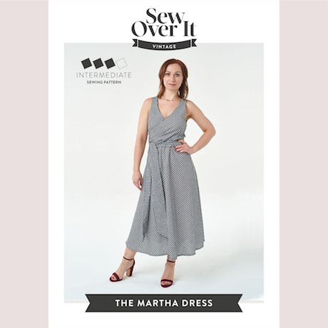 Sew Over It - Martha Dress