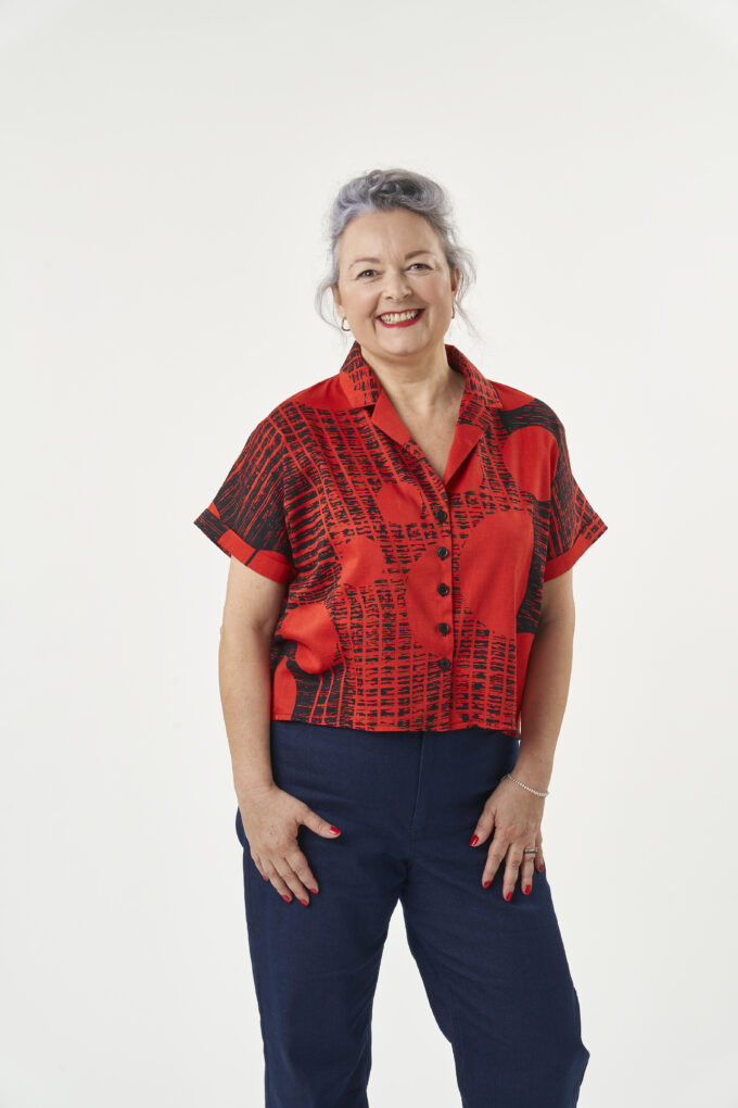 Sew Over It - Libby Shirt