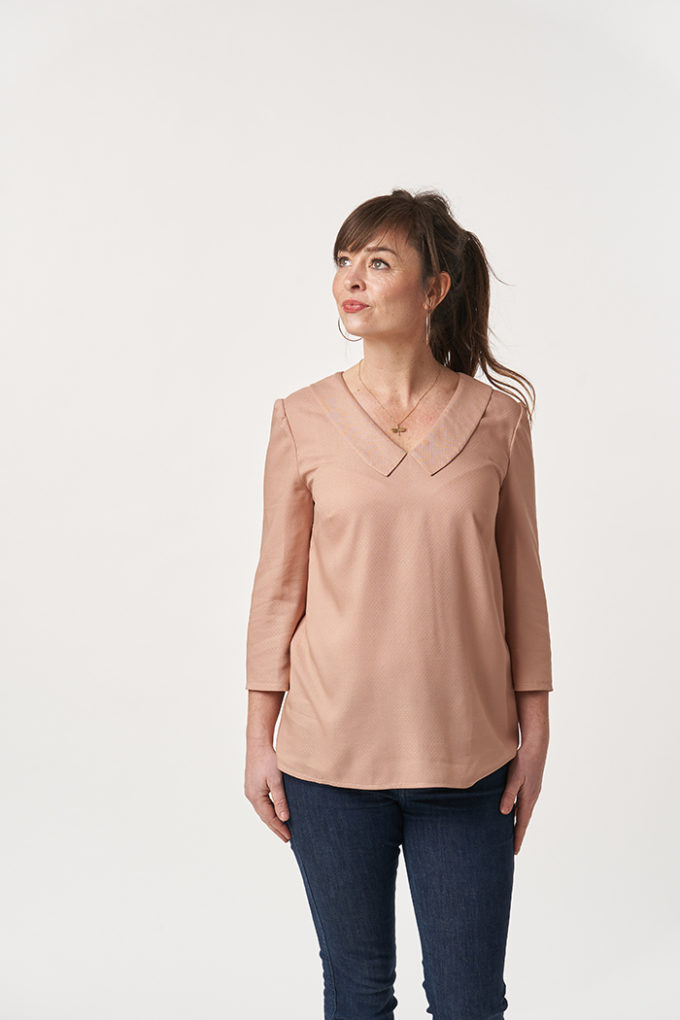 Sew Over It - Susie Blouse