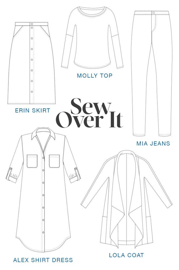 Sew Over It - City Break