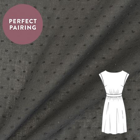 Sew Over It - Cut Spot Black
