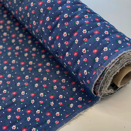 Sew Over It - Chambray Ditsy
