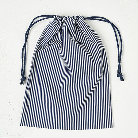 Gift Idea: How to Sew a No Pattern Drawstring Bag