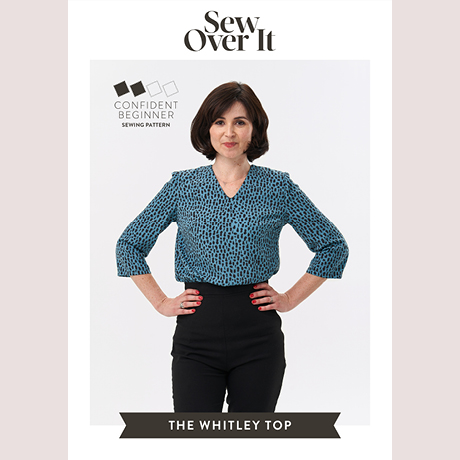 Whitley Top Pattern Cover