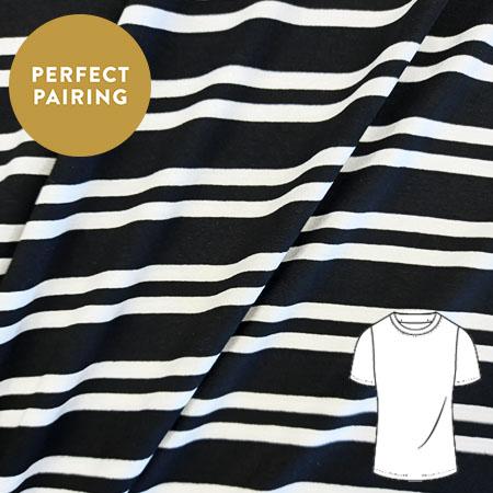 sew over it online shop - jersey - double stripe